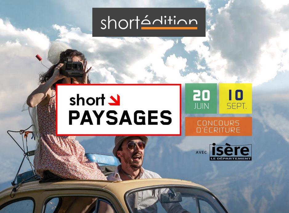 Concours d'écriture - Short Paysages